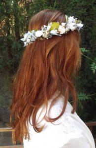 Corona novia ibicenca
