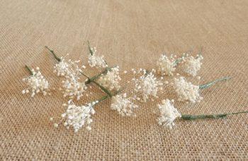 Flores secas sueltas