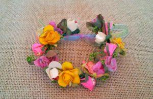 Pulsera Tobillera Flores Silvestres