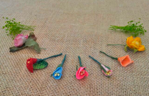 flores muestras