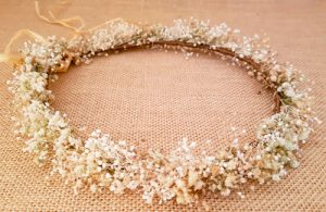 Corona novia tostada